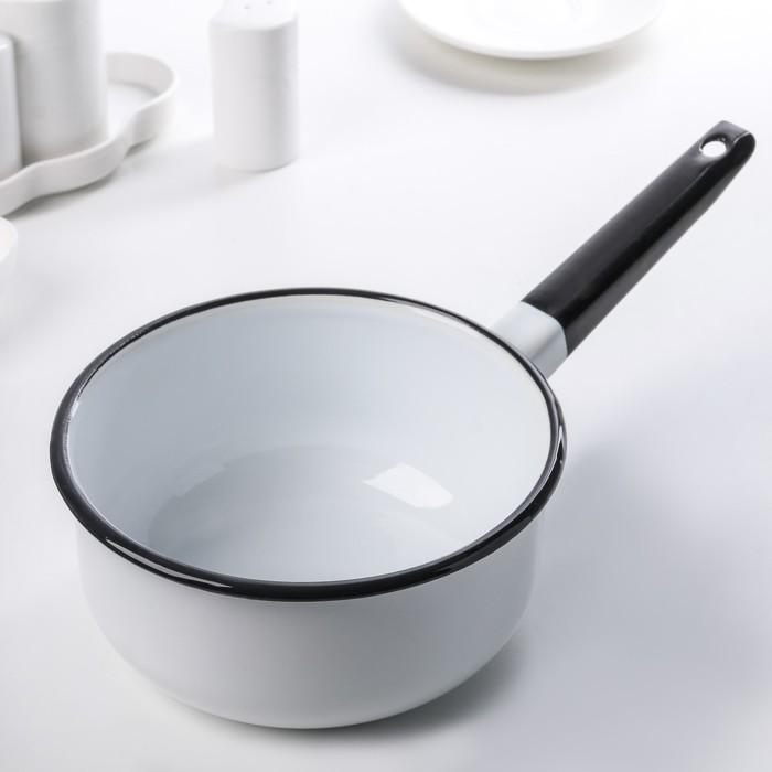 Ковш 1,5 л, 17×8,5 см, цвет белый
