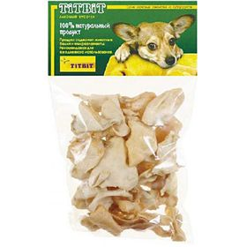 Лакомство TitBit для собак, хрустики бараньи, мягкая упаковка