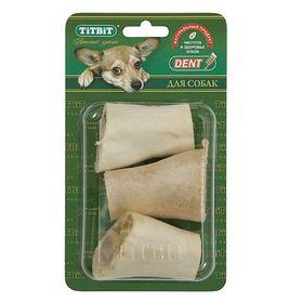 Лакомство TitBit для собак, голень баранья малая, Б2-L, 70 г.
