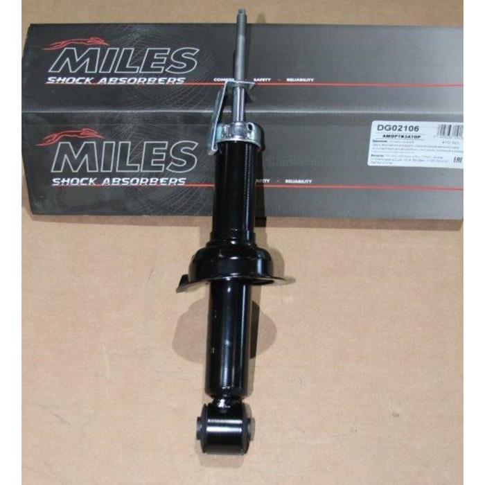 Амортизатор газовый задний MILES DG02106