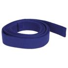 Пояс для единоборств 2,8 м, цвет синий