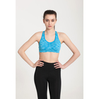 Топ женский спортивный арт.11165С цвет голубое мулине, р-р 44-46 (M)