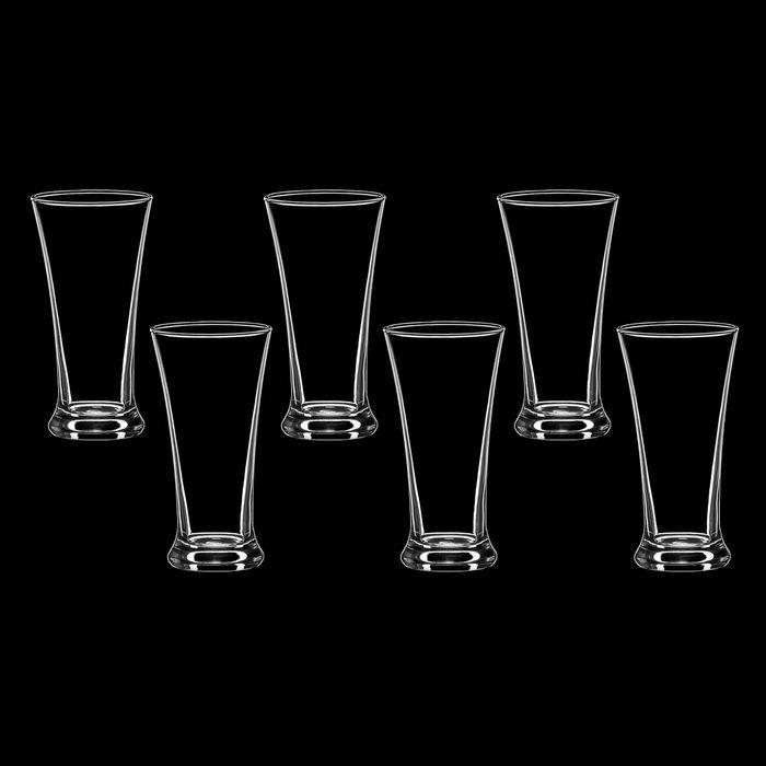 """Набор бокалов для пива 300 мл """"Пилснер"""", 6 шт"""