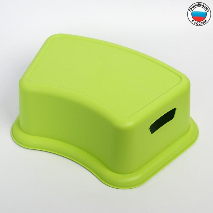 Подставка детская, цвет зелёный