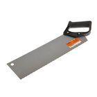 """Ножовка фанеропильная """"Дельта"""", 350 мм, шаг 2 мм, пластиковая рукоятка"""