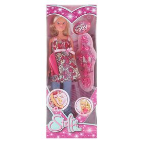 Кукла «Штеффи беременная»