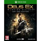 Игра для Xbox One DEUS EX: MANKIND DIVIDED. Day one edition.