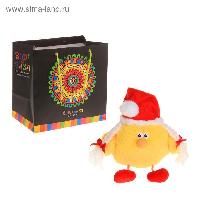 Мягкая игрушка «Цыплёнок Маша»