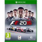 Игра для Xbox One Formula1 2016.