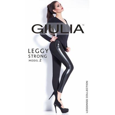 Легинсы женские LEGGY STRONG 02 цвет чёрный  (nero), размер  M