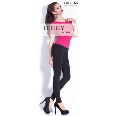 Легинсы женские LEGGY 01, цвет чёрный (nero), размер S 00000613056