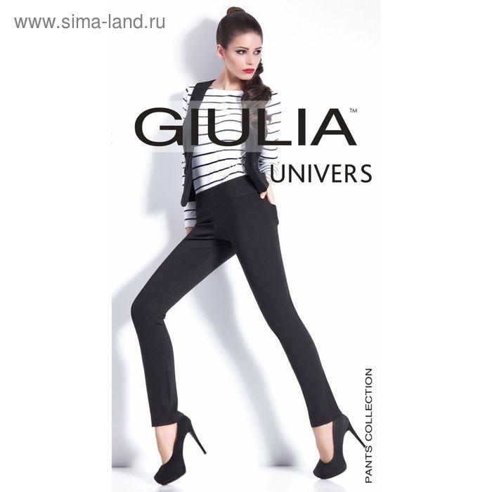 Легинсы женские LEGGY UNIVERS 01 цвет чёрный (nero), размер L