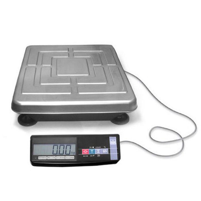 Весы разработаны специально под загрузку вилочным погрузчиком.