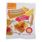 """Снэки фруктовые """"Петродиет"""" """"Живые фрукты"""" со злаками абрикос-манго, пачка 35 г"""