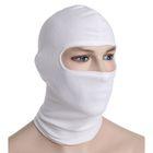 Шлем — маска «Омон», цвет белый