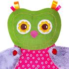 Развивающая мягкая игрушка «Доктор Мякиш. Совушка» - фото 105533406