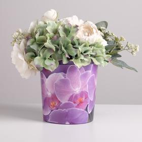 Кашпо «Орхидея», 1,6 л, 14 х 14 см