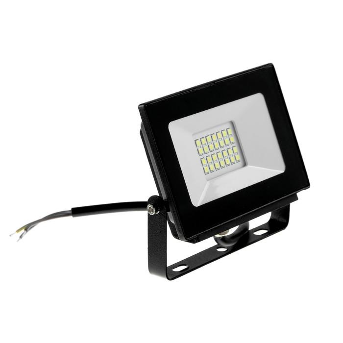 Прожектор светодиодный LLT СДО-5, 20 Вт, 160-260 В, 6500 К, 1500 Лм, IP65
