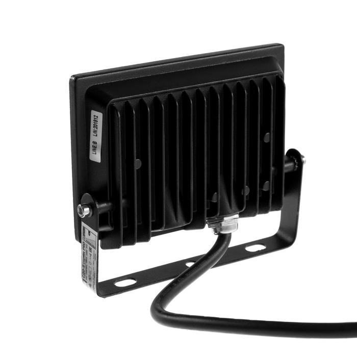 Прожектор светодиодный LLT СДО-5, 20 Вт, 160-260 В, 6500 К, 1500 Лм, IP65 - фото 4715