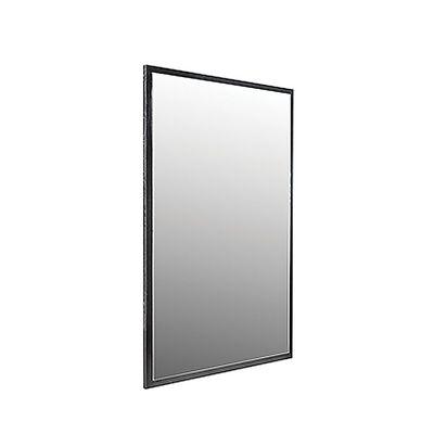 """Зеркало """"Эконом"""" цвет чёрный"""