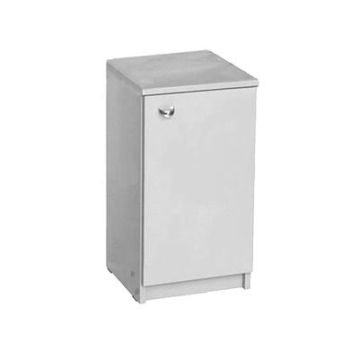 Тумба к столу ЛЕКС, 304х306х565, цвет белый