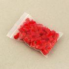 Аквагрунт красные кубики, 50 г
