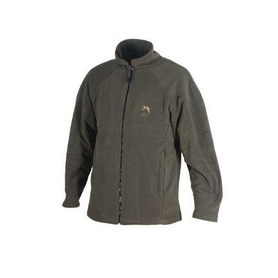 Куртка флисовая, хаки, размер 46-48/170