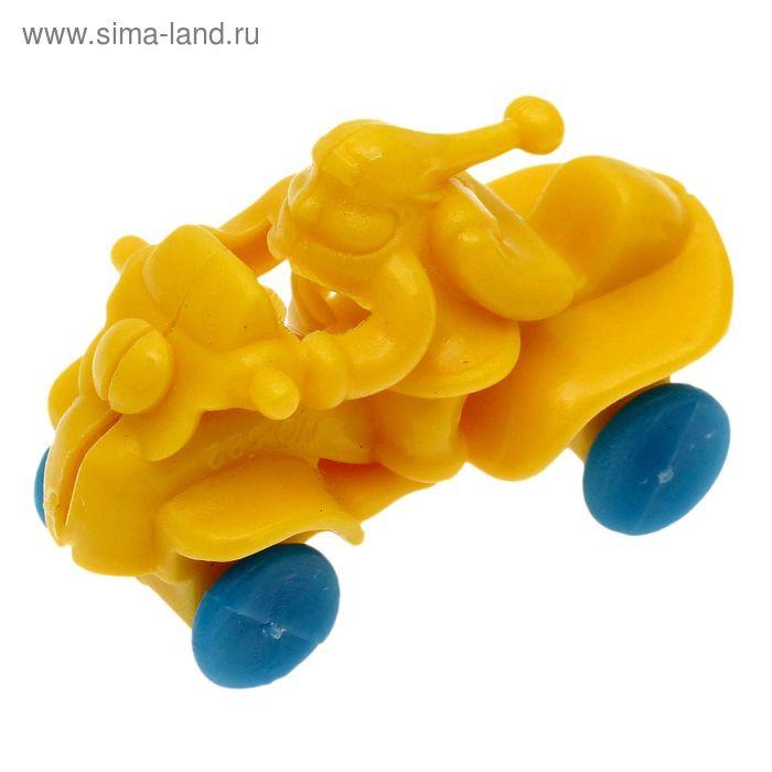 "Игрушка для капсул ""Мотоцикл"", d=32 мм, МИКС"