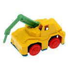 "Toy capsules ""Construction equipment"", d=35 mm, MIX"