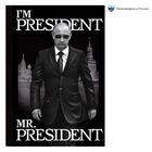 """Ежедневник """"Я президент"""", твёрдая обложка, А5, 80 листов"""
