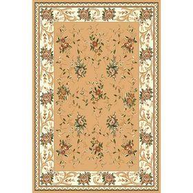 Прямоугольный ковёр Laguna 5455, 100 х 200 см, цвет beige