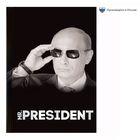 """Ежедневник """"Мистер президент, А6, твёрдая обложка, 80 листов"""