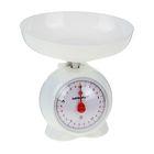 Весы кухонные Magnit RMX-6172, до 5 кг, механические, белые