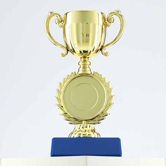 Кубок спортивный 057 цвет зол