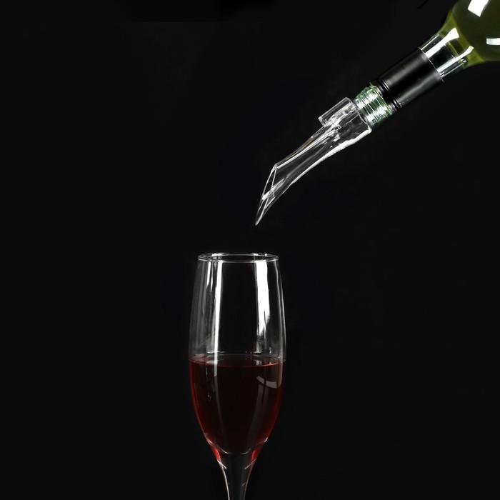 """Аэратор для вина """"Жорж"""" 16 см"""