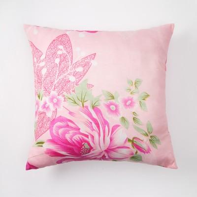 """Pillow """"Save me"""", 50x50 cm, MIX color"""