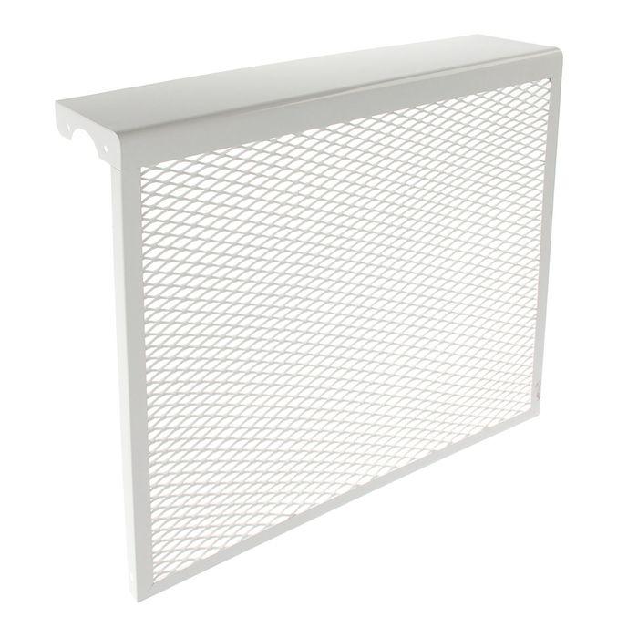 Экран на радиатор, 6-х секционный, металлический