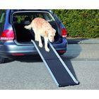 Пандус Trixie для собаки,алюминий, 38 × 155 см, 6.3 кг, черный