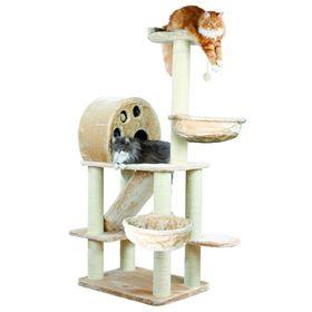 Домик Trixie Allora для кошки, 176 см, бежевый