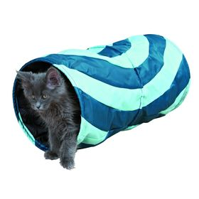 Тоннель Trixie для кошки, шуршащий, 50 см, ф 25 см. Ош
