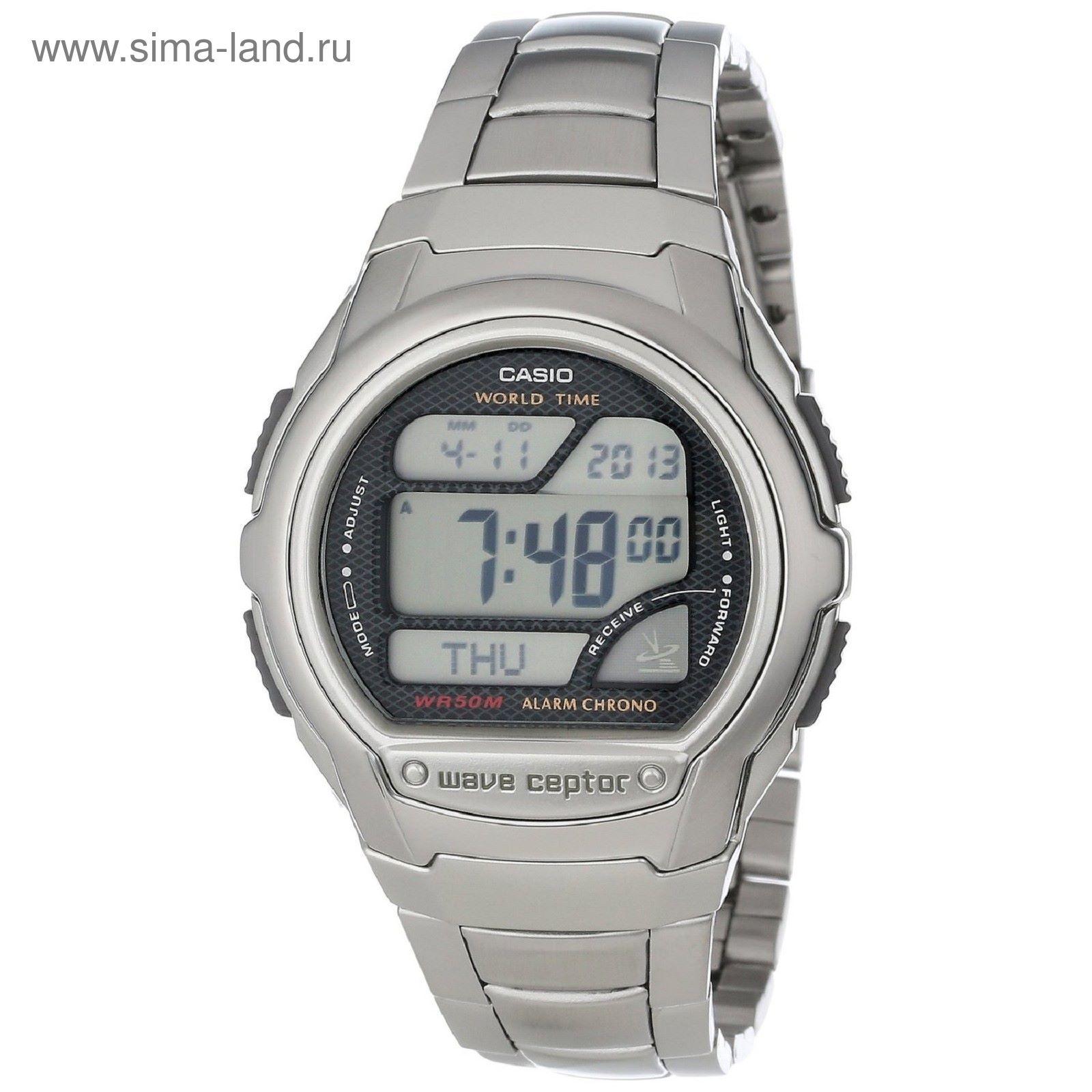 Часы наручные мужские CASIO WV-58DE-1A (1739512) - Купить по цене от ... 00a055226ffa4