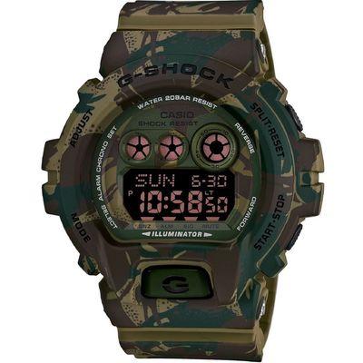 Часы наручные унисекс CASIO GD-X6900MC-3E