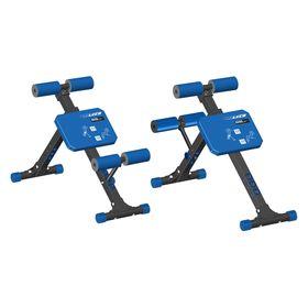 Скамья универсальная, для пресса и мышц спины, Leco-IT Pro