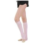 Гетры, 30 см, цвет розовый