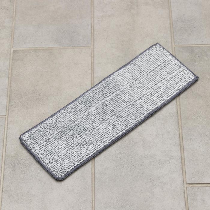 Attachment for microfiber mops