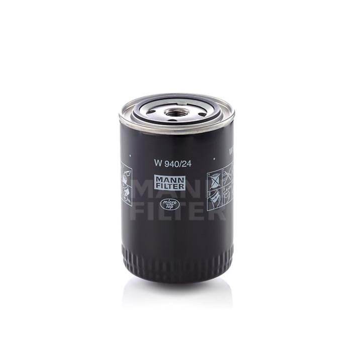 Фильтр масляный MANN-FILTER W940/24