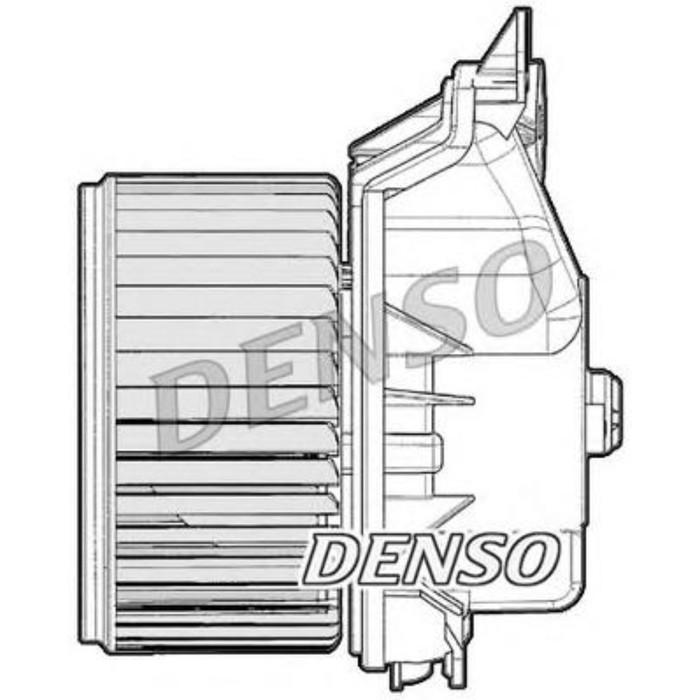 Вентилятор отопителя  Denso DEA20012