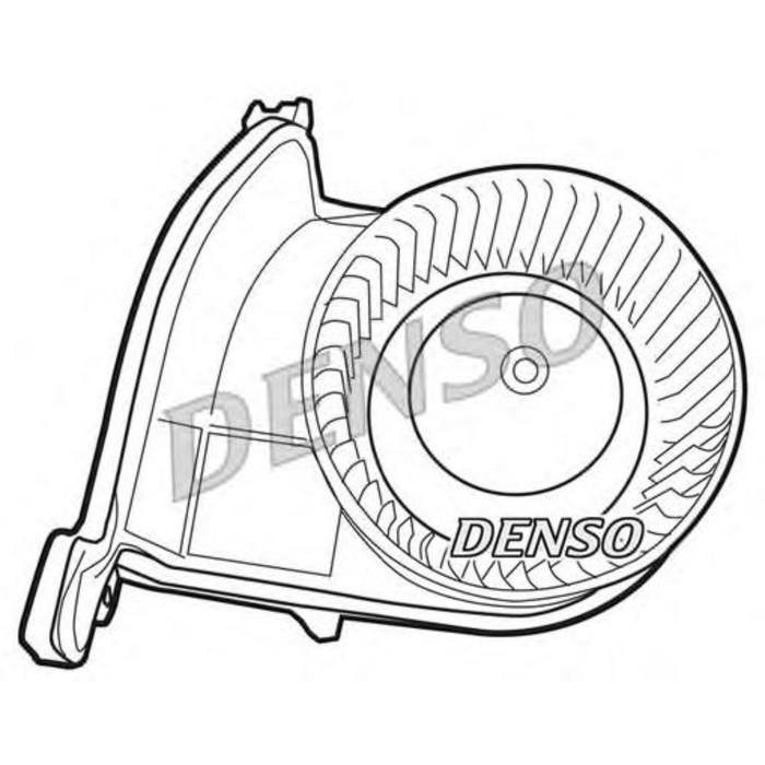 Вентилятор отопителя  Denso DEA23003