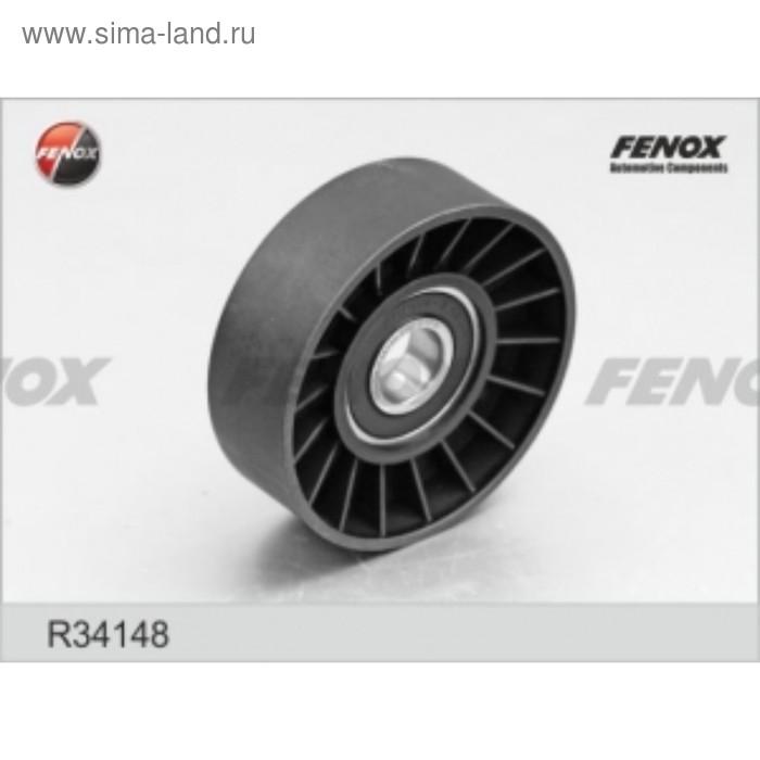 Ролик направляющий поликлинового ремня Fenox r34148