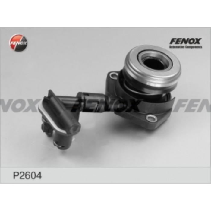 Цилиндр рабочий привода сцепления Fenox p2604
